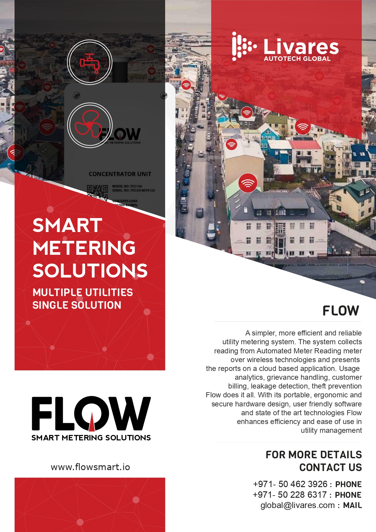 Flow - E-Brochure